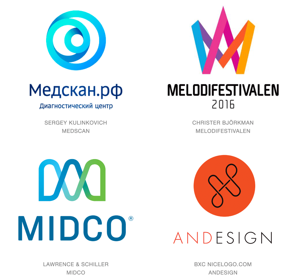 Logos logotypes et tendances graphiques 2016 for Design lago