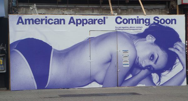 American «Gildan» apparel