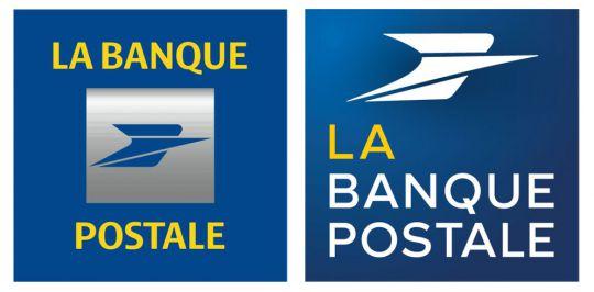 Logo La Banque Postale Avant Apres Justsee Agence De Communication