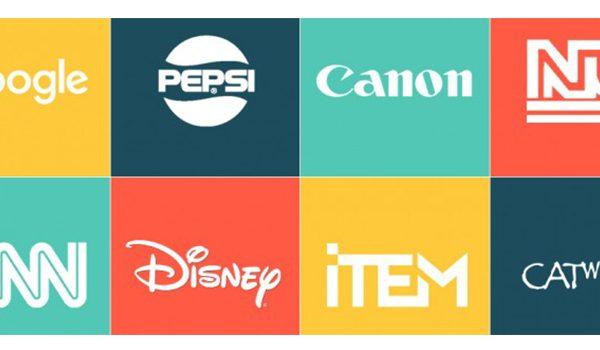 Les logos 2020