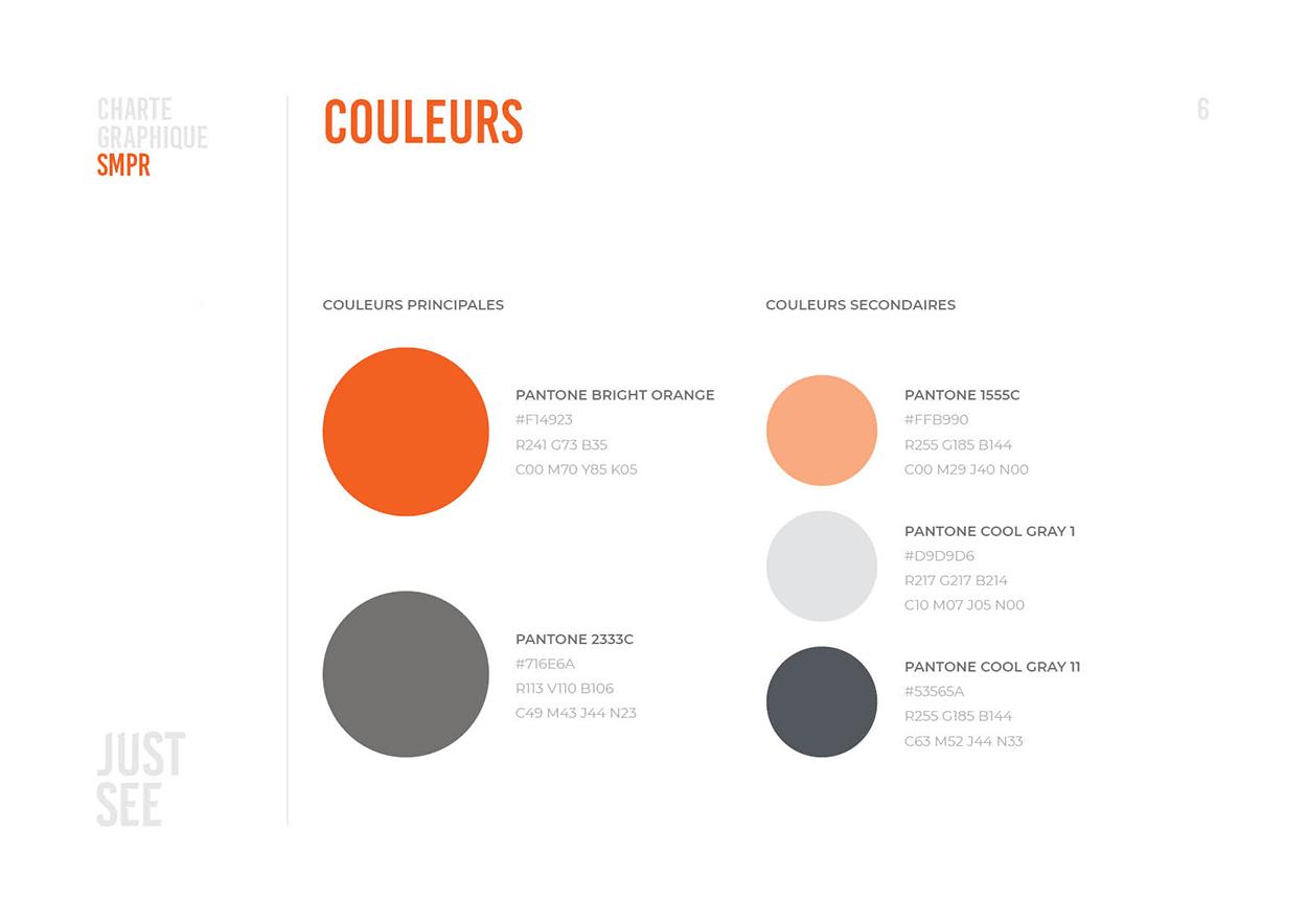 SMPR - Charte-couleurs