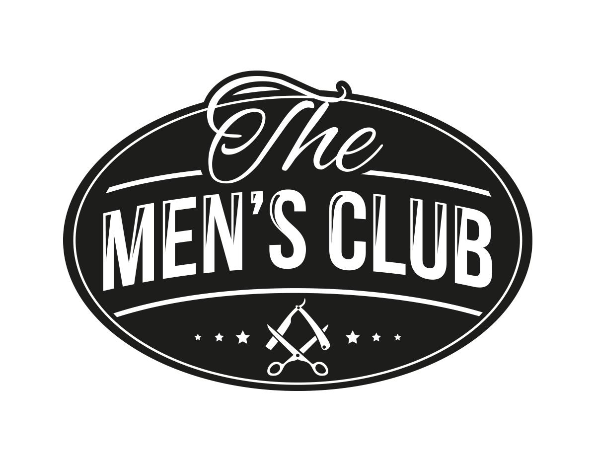 logotype themensclub noir