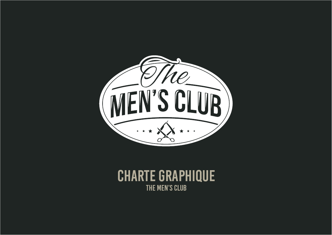 the men's club - Charte graphique